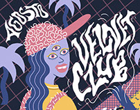 Velvet Club poster