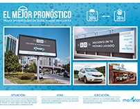 MANOTAS / LAVADERO DE AUTOS / OUTDOOR CAMPAIGN