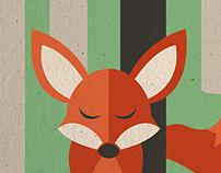 Ilustration / Poster for kids