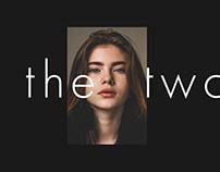Презентация для проекта The Two