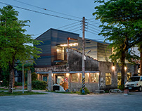 Yamato cafe' (Phase 1)/ JR Architects