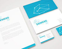 Visual identity Siemens Croatia Press Award