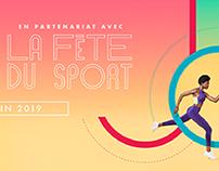 Paris 2024 - La Fête du Sport