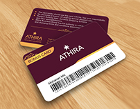 Branding done for Athira Gold and Silks