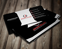 Corporate Business Card Vol-09