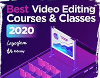 The Best Video Editing Courses for 2020