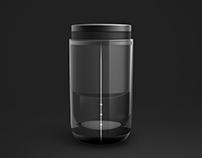 VIVI, coffee grinder concept