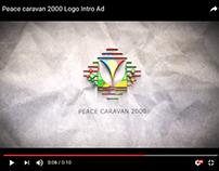 Logo Intro Peace caravan 2000