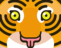 Harper's Tiger