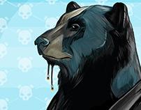 Black Bear(d)
