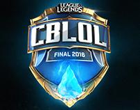 LEAGUE OF LEGENDS - CBLOL FINAL 2016