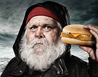 McDONALD'S FILET-O-FISH / CAMPAIGN