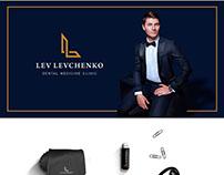 Branding Concept for «Lev Levchenko» Russia, Sochi