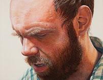 Gallery of Portrait Paintings - Austin Parkhill