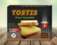 Caja de Tostadas - Toast Box