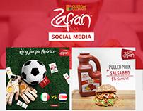 Zafrán | Social Media Art