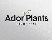 AdorPlants Logo Creations