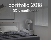 Portfolio 2018 of 3D Visualization - JW Renders