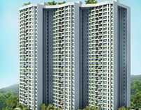 Luxury Flats for sale in Thane by T Bhimjyani