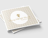 Luxury Lifestyle London / Brochure Design