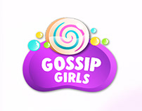 Gossip Girls Match 3 Game UI