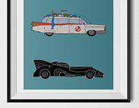 Hollywood Movie Cars