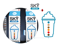 SkyDream tetra packaging