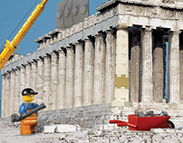 Lego Campaign Ads