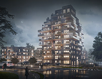 Svala Project Apartments.