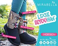 Mirabella Ad Campaign