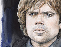 Tyrion Lannister illustration
