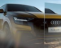 Audi Q8 Launch Film Director Cut 2019