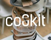 Cookit - Design Process