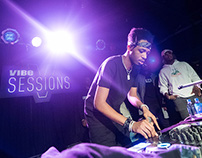 Vibe V Sessions Presented by FDA