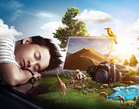 Lam Truong Photo Manipulation High Tech Concepts