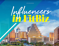 Austin Fit Magazine's Influencers in FitBiz Guide