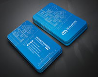 Architecture Business Card Free
