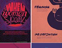 Brainstorm Quarterly - 'When Women Speak'