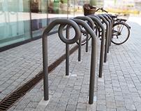 """Bicycle rack """"TAG"""""""