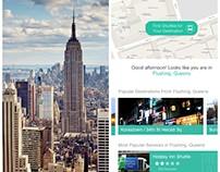 Transportation Hack App