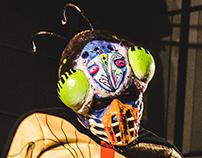 Cicada-Ant Mask