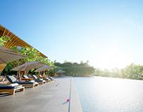 Valley View Resort Scene