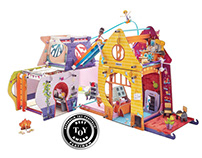 Invention Mansion - GoldieBlox