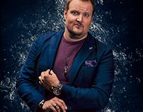 Sami Hedberg | Portrait