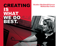 Creating Is What We Do Best Campaign