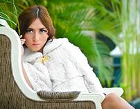 Indah - Fashion Photo Project