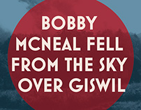 Bobby McNeal fell from the sky over Giswil