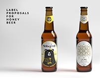 Honey Beer or Honey Bear?