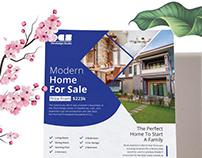 Dev Home Real Estate Corporate Flyer V01