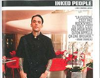 Inked Magazine Sept-Oct. 2012